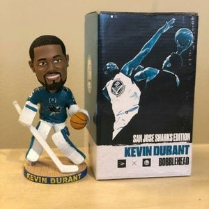 Kevin Durant Bobble New in Box